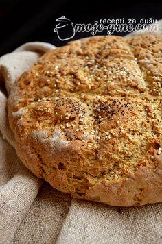 Hleb od ovsenog brašna
