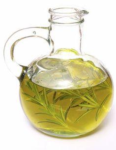 Great Christmas gift idea - Rosemary infused Olive Oil / Pike Nurseries