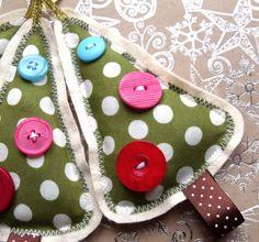 Christmas tree ~~ ornaments