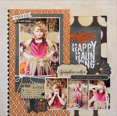 Happy Haunting - Scrapbook.com