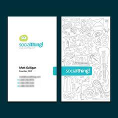Inspiration: Business Card Designs | #Business #Card #creative #paper #businesscard #corporate #design repinned by www.BlickeDeeler.de | Follow us on www.facebook.com/BlickeDeeler