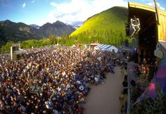 40th Telluride Bluegrass Festival #KEENToeJams