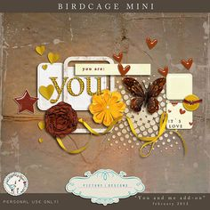 You and Me tiny kit freebie from Picture Designs #scrapbook #digiscrap #scrapbooking #digifree #scrap