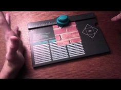 ▶ Teenie Weenie Envelopes Using The WRMK Punch Board - YouTube