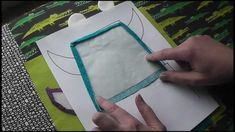 How to Assemble Layers for Machine Applique