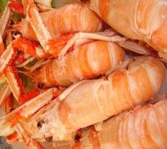 Broiled Shrimp seafood