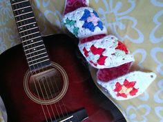 Granny's Guitar Strap