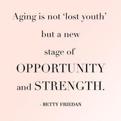 Betty Friedan - writer, activist, feminist #internationalwomensday #bettyfriedan #inspiration #quotes