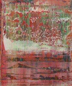 GERARD RICHTER | Gerhard Richter - Abstract Paintings - Marian Goodman - New York - 7 ...