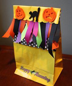 Festive treat bags
