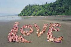 nude beaches!