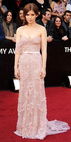 Kate Mara at the 2012 Academy Awards
