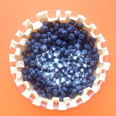 Learn how to create a checkered edge on your pie crust.