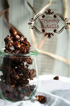 Crunchy nutella #food # recipe #chocolate  #healthy