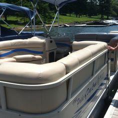 Pontoon Boat On Pinterest Pontoon Boats Pontoons And Boats