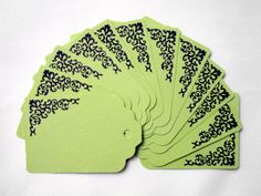 Gift Tags/ Hang Tags/ Gift Labels/ Hanging Labels by HeartStreet, $3.75
