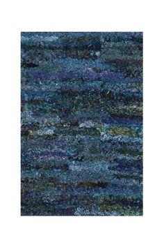 Eliza Shag Rug - Ocean by Loloi Rugs on @HauteLook 3 x 5 $59