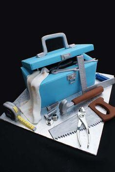 Tool Box Cake by ~Verusca on deviantART