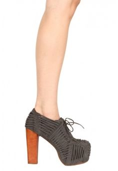 Uh Oh...Lovin Jeffery Campbell again...