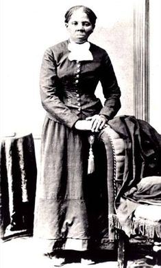 Harriet Tubman, courageous fighter who delivered hundreds of slaves to freedom on her Underground Railroad - Born and raised in Dorchester County, MD
