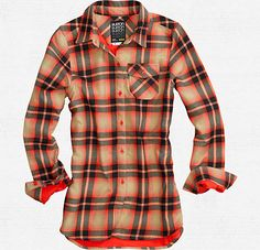 I also like the red one! Women's Player Flannel - Burton Snowboards