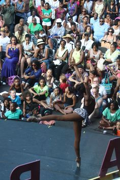 Come out to support our young artists on August 9. Noon-7:00pm. DANCE THEATRE OF HARLEM STREET FESTIVAL! #Dance, #music, #food #fun and so much more.... http://www.dancetheatreofharlem.org/outreach/2014-dth-annual-street-festival Photo: Judy Tyrus
