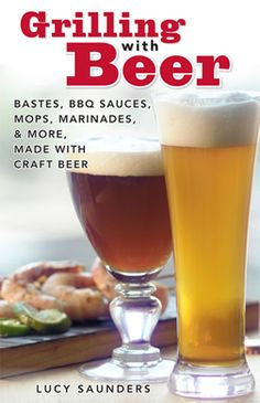 Great book with tons of great recipes to get your grill on this summer! #DeschutesBeer