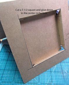 Scor-pal: Shadow Box Card Tutorial