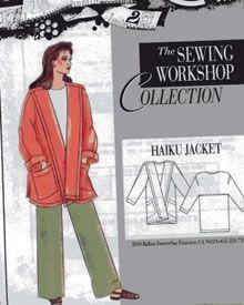 Birch Steet Clothing : Sewing Workshop Collection / Haiku Jacket
