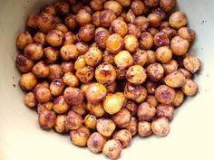 Honey-Roasted Chick Peas