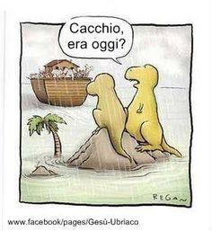 Damn! It's today? #bible #humor