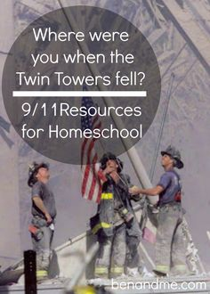 September 11 Resources for Homeschool