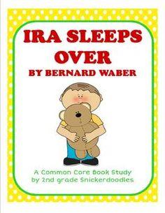 Ira Sleeps Over: A Common Core Book Study $