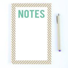 el cuaderno (blanco & azul)