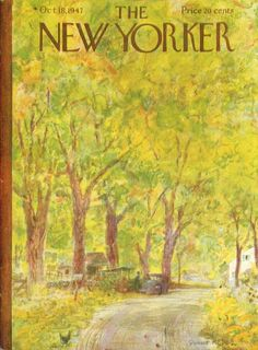 Autumn in New York. The New Yorker