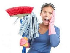 domest clean, household idea, inspir, homes, clean chore, spring cleaning
