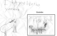 On unicorns:   23 Insightful Journal Entries From Elementary Schoolers