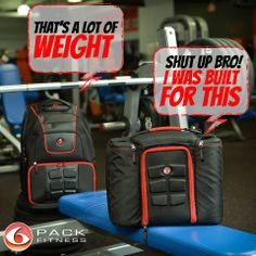 What else would the Voyager Backpack be saying to the Innovator 500? #bagasaperson