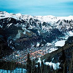 Telluride in March - on a budget!