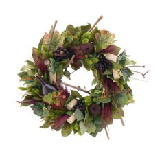 Chianti Vintage Wine Wreath