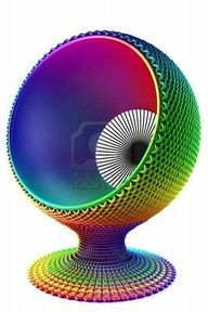 Crazy Chairs On Pinterest Funky Chairs Bubble Chair And