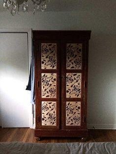 pretty armoire