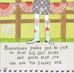 boot card, art journals, girl boot, big girls, girl design