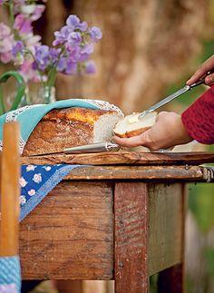 Pão de mandioca de Heloisa Bacellar