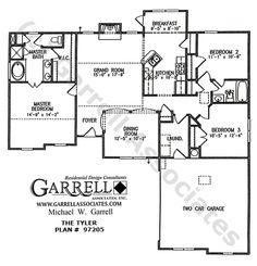 style hous, floor plan ranch, hous plan, 1540, house plans small, floor plans, hous floorplan, small houses, small house plans ranch