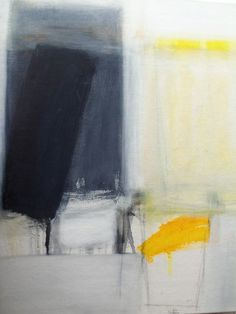 art grey, inspiration, abstract art, color, ute bukowski, backgrounds, bedrooms, art yellow, yellow grey abstract