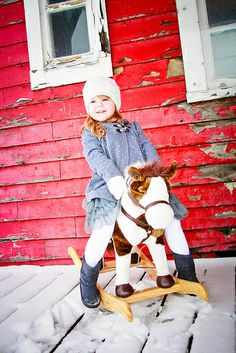 Winter portrait  Buffalo, NY {(c)2013 :: Two Chicks Photography.} http://flickr.com/photos/cantidolce