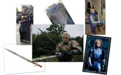 "Brienne of Tarth | Community Post: 10 Awesome ""Game Of Thrones"" Women To Be For Halloween"