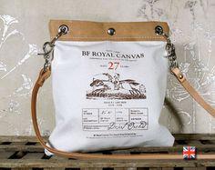 BF Equine Tote Everyday by Bravura on Etsy, $78.00