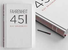 Fahrenheit 451 - light it up